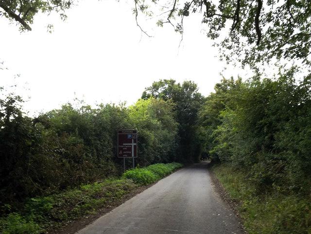 Flatford Road, Flatford