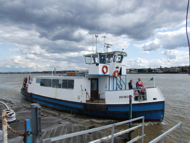 Gravesend-Tilbury Ferry