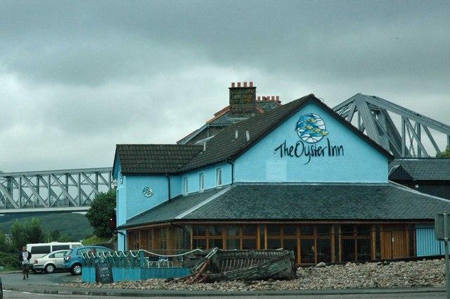 The Oyster Inn, Connel, near Oban, Scotland