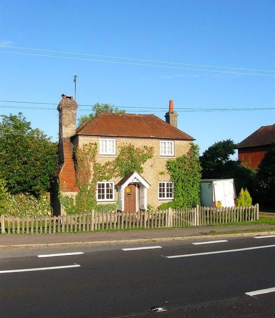Little Garston, Brighton Road