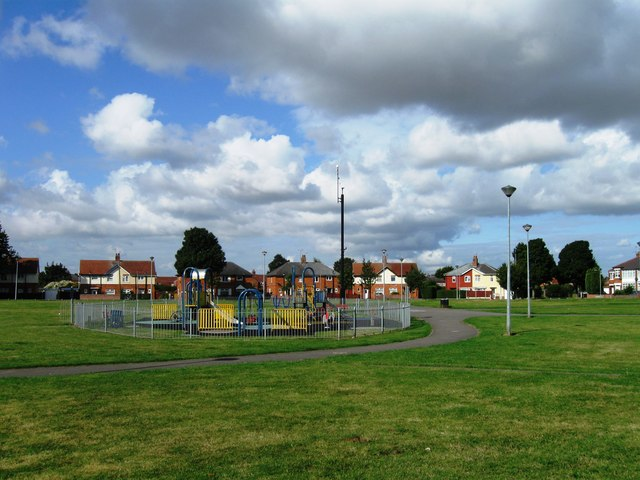 Play Area, Cleveland Green