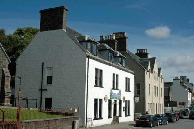 The Isles Inn, Portree