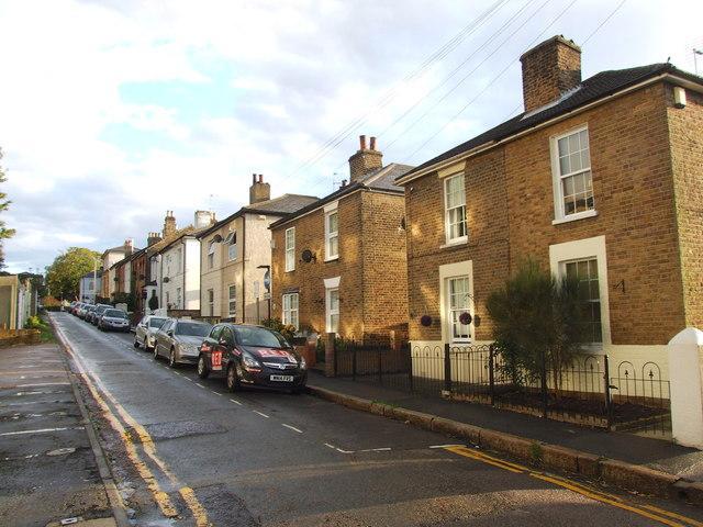 Sheppy Place, Gravesend
