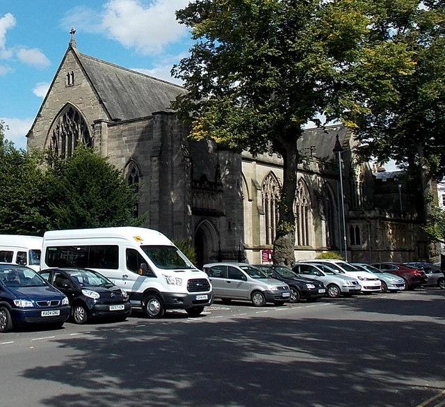 Holy Trinity, Leamington Spa