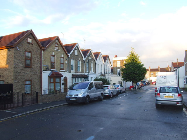 St. Andrews Road, Gravesend