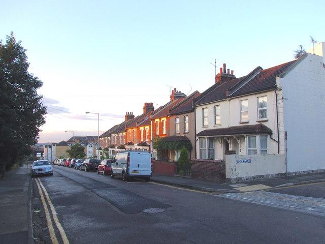 Stuart Road, Gravesend
