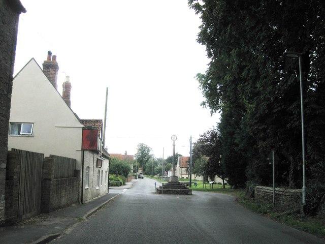 Village Cross, Digby