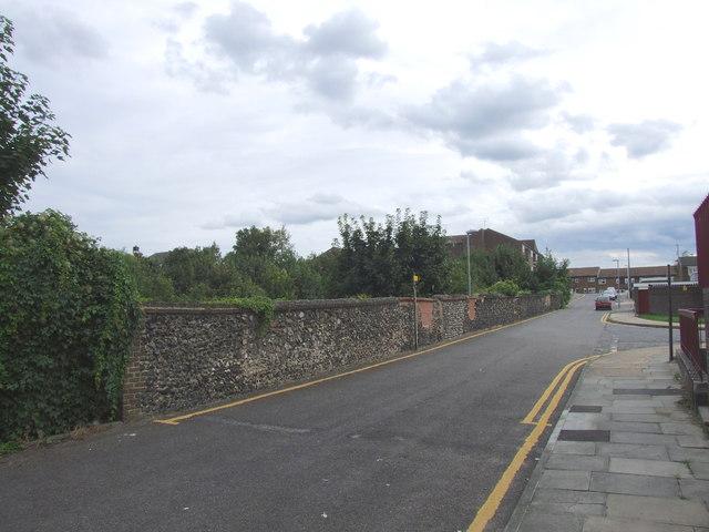 Hive Lane, Northfleet