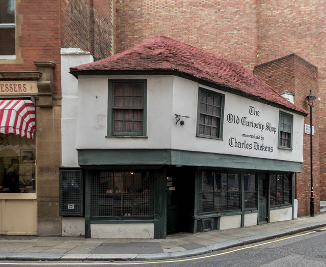 The Old Curiosity Shop, 13/14 Portsmouth Street, London WC1