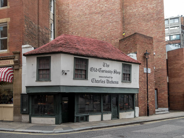 The Old Curiosity Shop,13/14 Portsmouth Street, London WC1