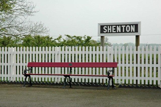 Shenton Railway Station, Battlefield Line near Bosworth
