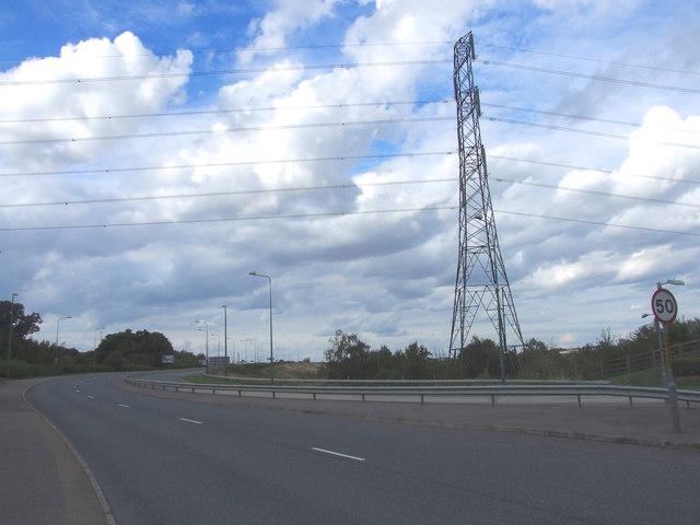 Southfleet Road, Ebbsfleet