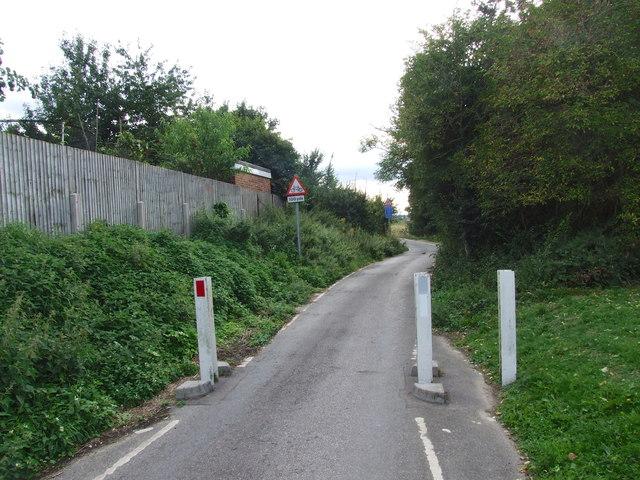 Hog Lane, Northfleet