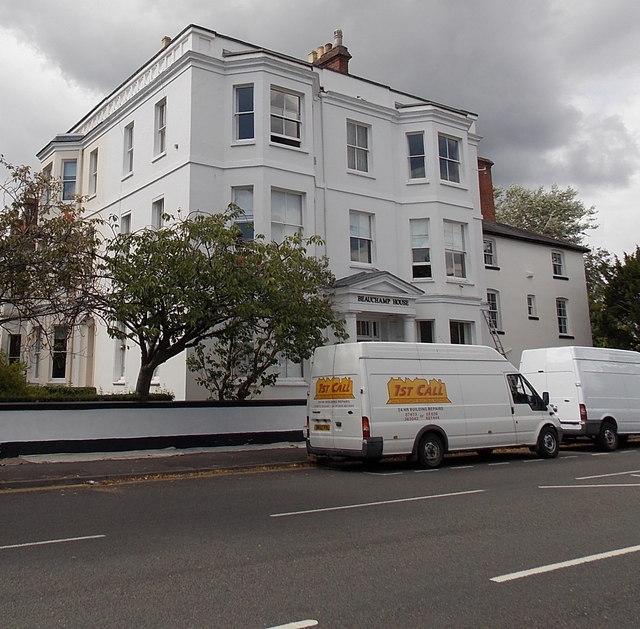 Beauchamp House, Royal Leamington Spa