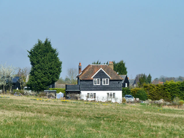 House on  Little Woodcote Estate
