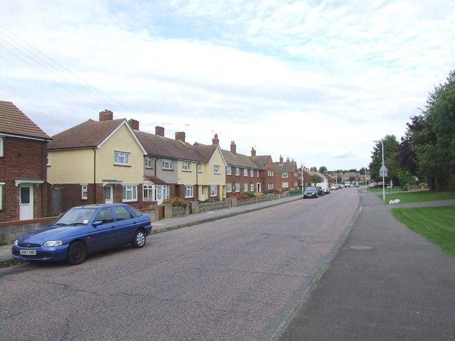 Landseer Avenue, Northfleet