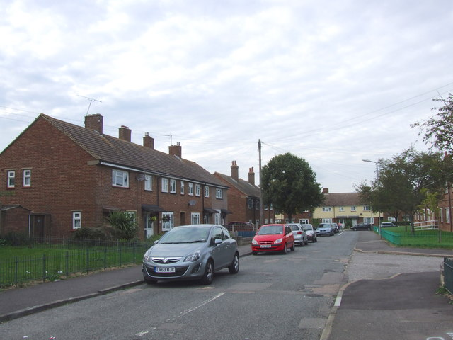 Romney Road, Northfleet