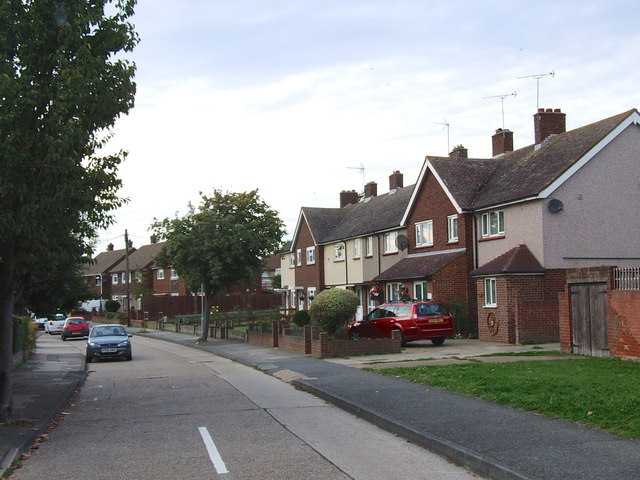 Tennyson Walk, Northfleet