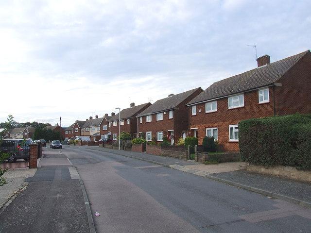 Aspdin Road, Northfleet