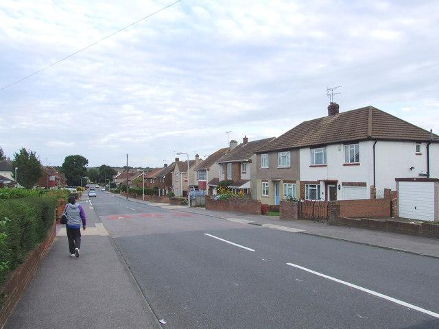 Dene Holm Road, Northfleet