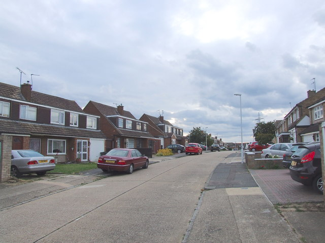 Viking Road, Northfleet