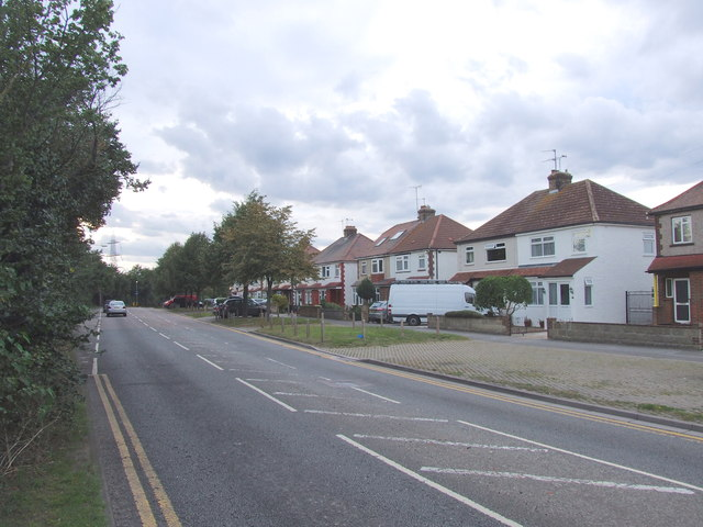 Hall Road, Northfleet