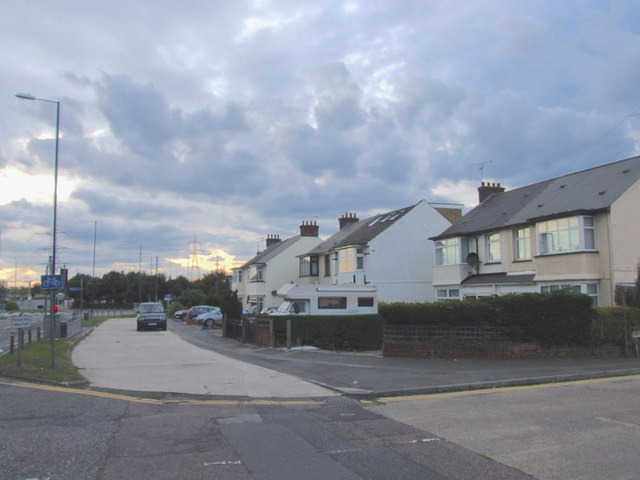 Hall Road, Northfleet
