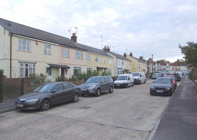 Gwynn Road, Northfleet