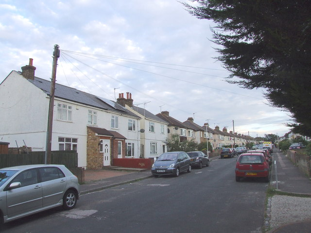 Mitchell Avenue, Northfleet