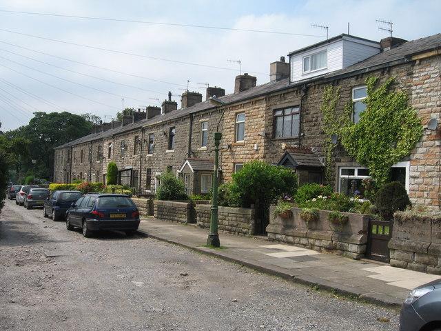 Hill Street, Baxenden