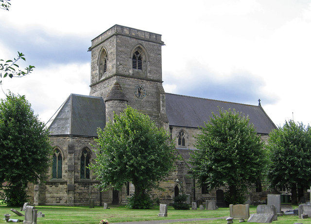 Shireoaks - St Luke's Church