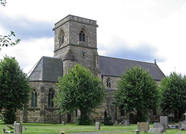 Shireoaks - St Luke's Church
