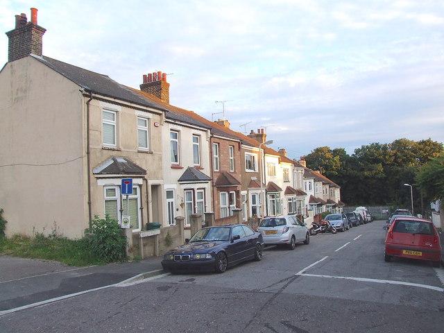 Dudley Road, Northfleet