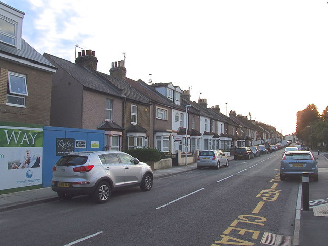 Dover Road, Northfleet