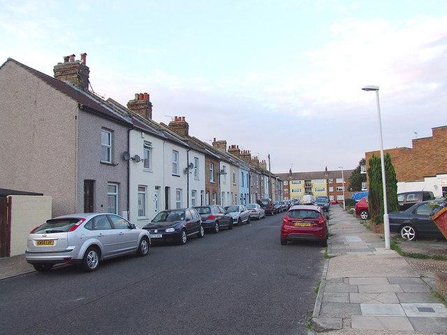 York Road, Northfleet