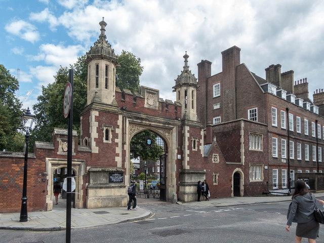 Newmans Row, Lincoln's Inn Fields, London WC1