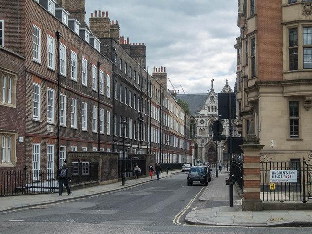Serle Street, Lincoln's Inn Fields, London WC1