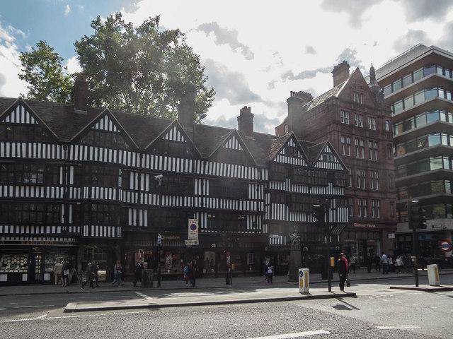 Tudor Building High Holborn, London WC1