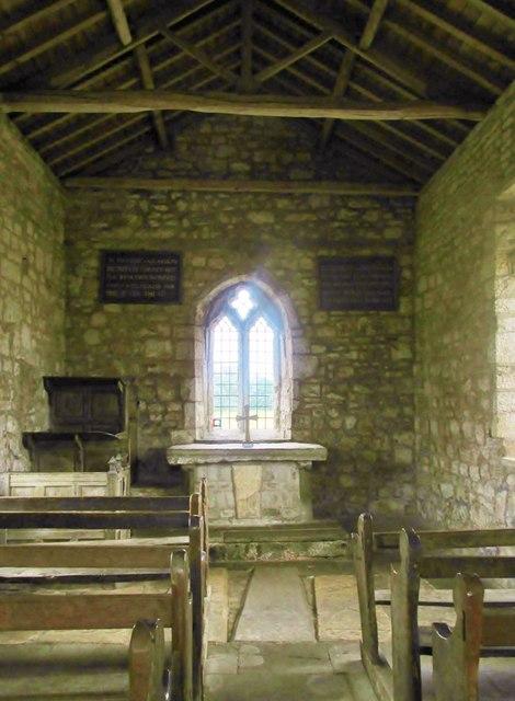 St.Mary's chapel, Lead  #10