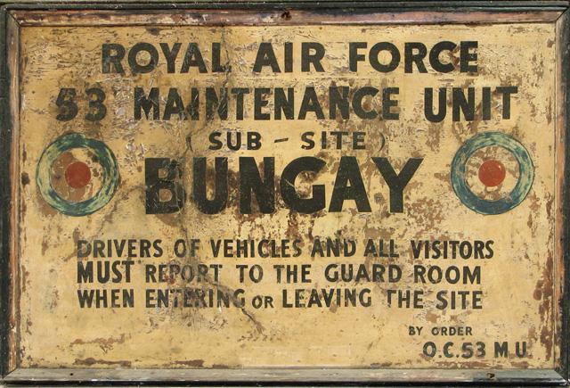 RAF Bungay (USAAF Station 125)
