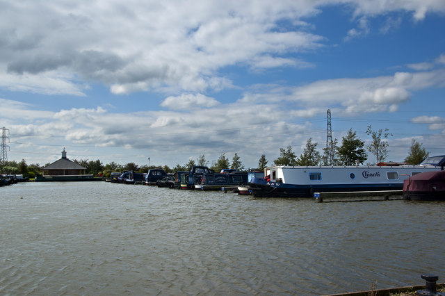 Barton Grange Marina
