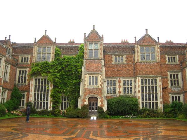 Kentwell Hall