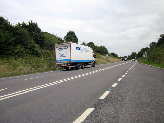 The A41 (Whitchurch Bypass)