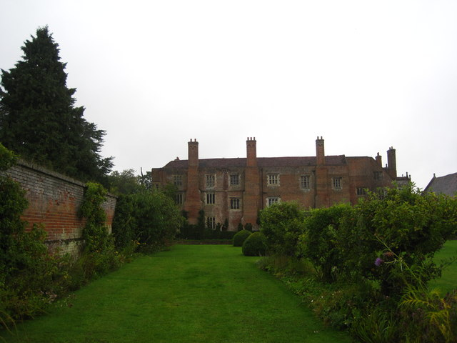 Walled Garden, Kentwell Hall