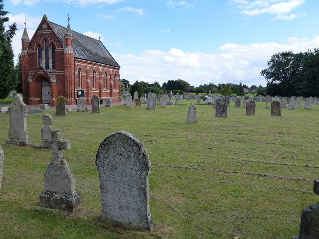 Gosberton Cemetery