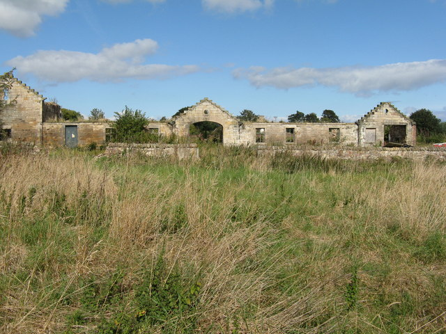 Longthorn farm buildings