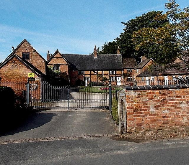 Church Farm House, Cadeby