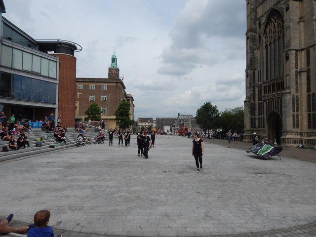 Norwich music 1 August 2014