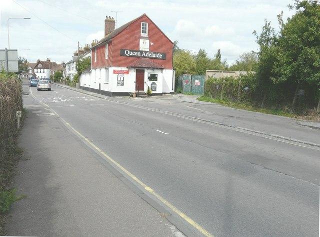 Queen Adelaide, Ferry Road