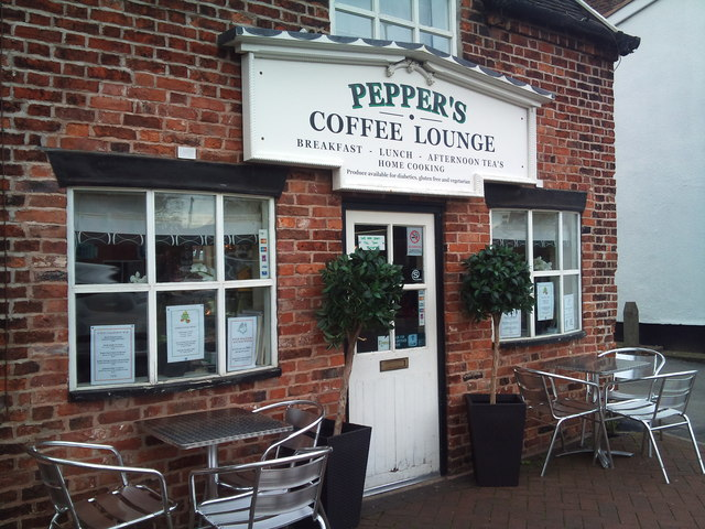 Pepper's Coffee Lounge, Sandbach